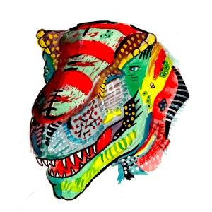 tyrannosaurussquare72dpi