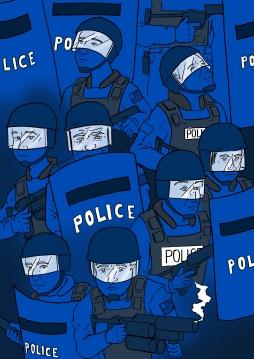 LOB - Police Splash